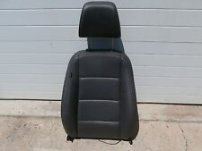 VW 2006-2010 Jetta TDI Upper Seat Leather Front Right OEM 06 07 08 09