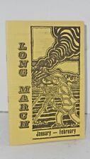 Anti-War  Long March Jan. Feb. 1970   Center for Social Change in Los Angeles
