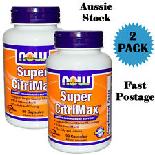 Now Foods, Super CitriMax, 180 Veg Capsules WEIGHT LOSS