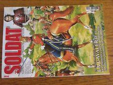$$$ Revue Soldat N°4 Garde Imperiale 1805-15CavalerieGarde a cheval