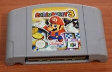 JEU Nintendo 64  MARIO PARTY 3  EUR