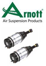 For Range Rover Discovery LR3 LR4 Set of 2 Rear Air Shock Struts Arnott AS-2534