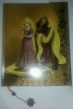Disney Fairytale Designer Journal: Rapunzel And Mother Gothel