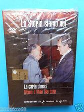 la storia siamo noi n. 19 # 19 la carta cinese nixon mao tse tung  dvd sealed gq