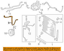 TOYOTA OEM 10-18 4Runner Air Conditioner-Discharge Hose 8870360230