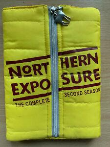 Northern Exposure Season 2 DVD Box Set Region 1 Release w/ Fabric Ski Jacket