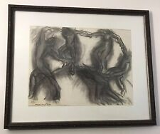 """Nouvelles Images Henri Matisse """"The Dance"""" Dancers Framed Print Sketch Wall Art"""