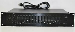 TOA E-1231 1000 Series Graphic Equalizer