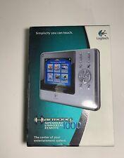 Logitech Harmony 1000 Advanced Touch Screen Universal Remote Control - EUC