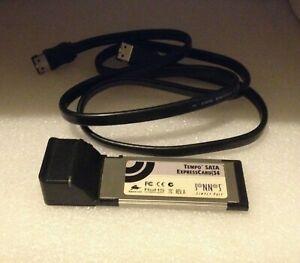 Sonnet Tempo Sata Express Card 34 + Sata Cable