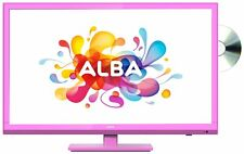 "Alba BUS-236 24"" 720p LED TV - Pink"