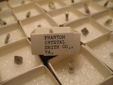 Wholesale 91 Quartz Specimens from Saltville, Smyth Co., Virginia Phantoms, Etc.