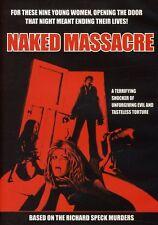 Naked Massacre (2011, DVD NIEUW)