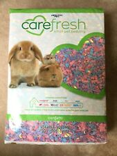 New Carefresh Confetti, 50L Small Pet Bedding Multi Colour Confetti