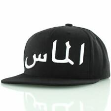 Diamond Supply Co Arabic Clipback Hat Black Head Wear Fashion Skate Trend NWT