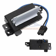 Heater Blower Motor Resistor For 03-06 Chevy GMC Yukon Cadillac Buick 53-69738