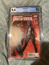 Marvel Comics - Star Wars Darth Vader 3 1st DoctorAphra CGC 9.4 Second Printing