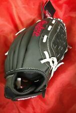 "Rawlings Youth 12"" Baseball Glove - PM120DS Playmaker Series - Gray  ANB"