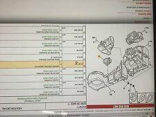 CITROEN XANTIA Riscaldatore Ventilatore Resistore 95667967 si adatta a tutti gli anni senza Aircon