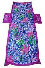 TELO mare microfibra asciugamano copri lettino con elastici e tasche bangkok