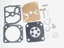 Set MEMBRANA/KIT RIPARAZIONE per Carburatore Zama Stihl fs106, 108,120,200,250,350 UA