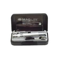 Maglite K3A102 Solitaire Xenon Flashlight 2 Lumens 1x AAA Battery Twist Switch