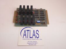 Giddings & Lewis PC Board 501-03437-01