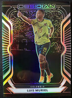 2020-21 Panini Obsidian Soccer Luis Muriel Colombia 164/195 #57