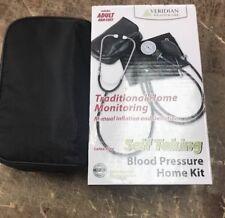 Adult Self Taking Blood Pressure Home Kit Manual