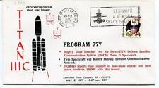 1977 Titan III C Program 777 Kennedy Space Center Beginning New Era Shuttle