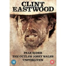Clint Eastwood Westerns Collection 3 Discs Blu-ray Region