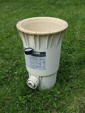 Hayward Perflex EC-40 DE Filter Bottom Base - case pool gasket vintage