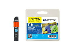 Jet Tec E18C inkjet cartridge high quality replacement for Epson T1802