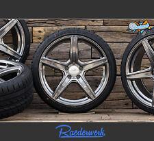 Für Mercedes E-Klasse W210 W211 W212 Winterräder AMG Design Winterreifen 19 Zoll