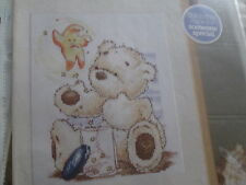 'Sweet Dreams' Lickle Ted cross stitch chart