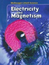 McDougal Littell Middle School Science: Student Edition Grades 6-8 Electricity a