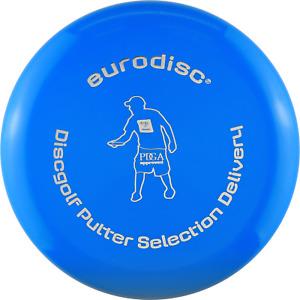 NG - Eurodisc Discgolf PUTTER Selection - BLAU - Frisbee für Discgolfsport