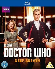 Dr. WHO : Deep Breath Blu-ray  NEW & SEALED