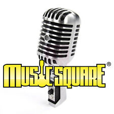 Shure 55SH Series II Vintage Style, Elvis Mic, 55-SH Free Expedited Shipping!