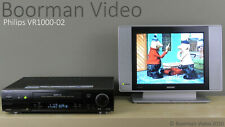 Philips VR1000-02 S-VHS