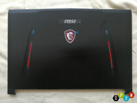 New LCD Rear Lid Cover Top Back Case For MSI GT62 GT62VR Laptop 3076L2A231Y31