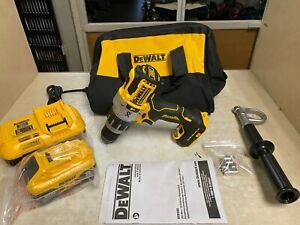 DeWalt DCD998W1 20V MAX XR Brushless 1/2″ Hammer Drill Kit