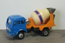 Mercedes Cement Mixer - Shinsei Mini Power Japan *38793