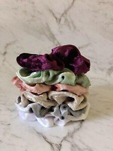 Handmade hair scrunchie,  hair accessories, tie/ elastic, handmade in Brisbane