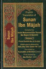 Sunan Ibn Majah Arabic/English (5 Volume Set)