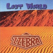 Lost World * by Zzebra (CD, Sep-2003, Angel Air Records)