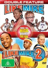 Like Mike Double Pack (DVD, 2006, 2-Disc Set)