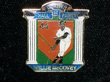 VINTAGE willie mc covey  HAT PIN ,LAPEL PIN with authenticity card