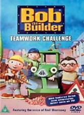 Bob The Builder - Teamwork Challenge [DVD] [1999], Good DVD, Neil Morrissey, Gre