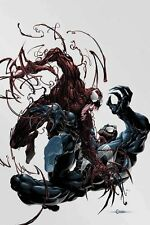 VENOM VS. CARNAGE MARVEL FRIDGE MAGNET